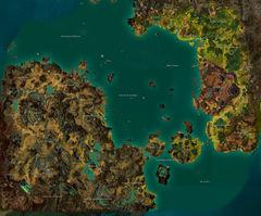Estrechos De La Devastacion Guild Wars 2 Wiki - Estrechos