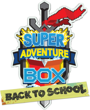 Super Adventure Box La vuelta al cole banner.png